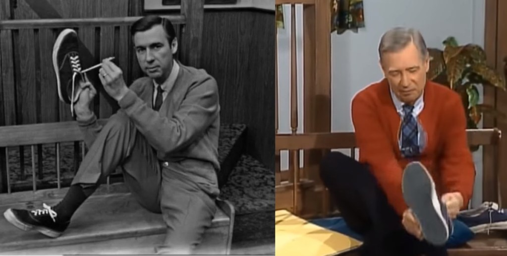 The First And Last Time Mister Rogers Sang Won T You Be My Neighbor