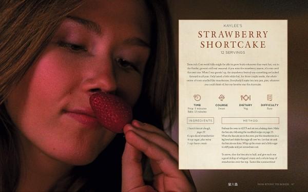 Firefly Strawberry Shortcake