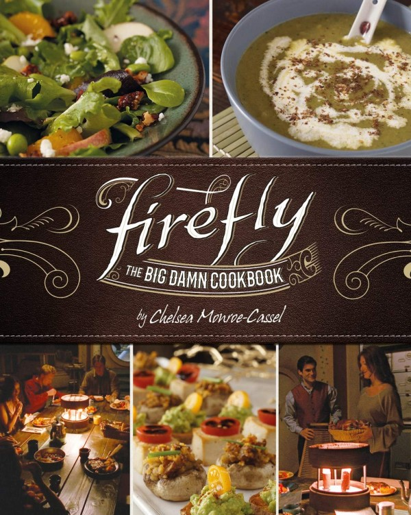 Firefly Cookbook - Cover
