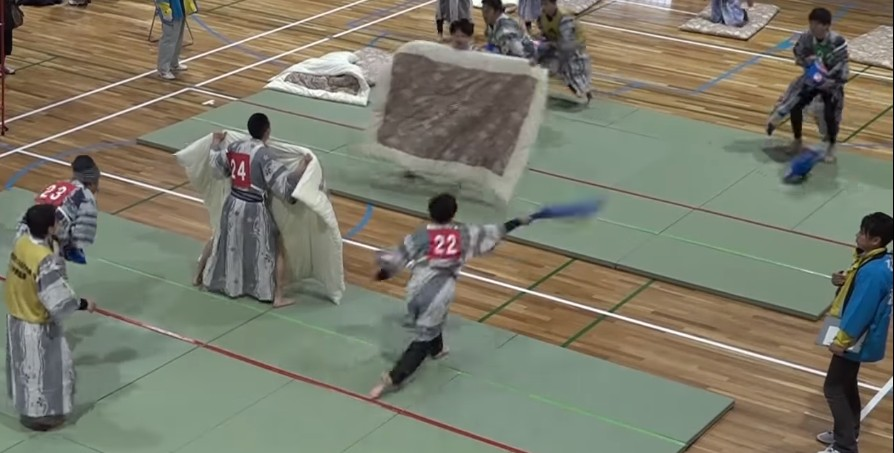 Competitive Pillow Battling is Really a Thing in Japan [Video] thumbnail