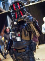 First Order Special Forces TIE Fighter Pilot