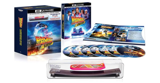 Back to the Future Giftset