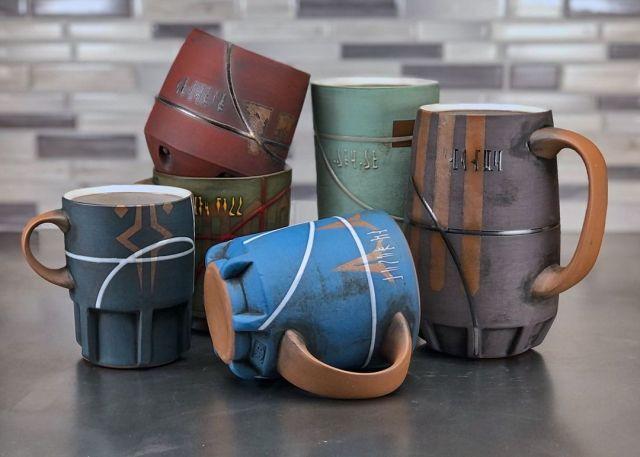 The Armorer Mug