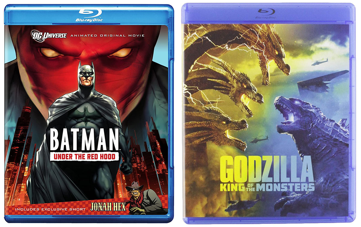 BIG BLU-RAY SALE: Get THOUSANDS of Blu-Ray Movies For $10 or LESS Each!