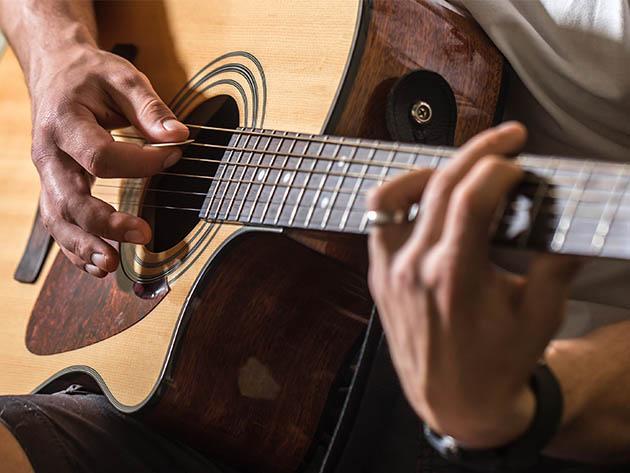 Virtual Guitar Lessons