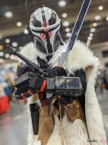 Mando - Photo by Geeks are Sexy at Quebec City ComicCon 2021