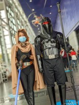 Star Wars - Photo by Geeks are Sexy at Quebec City ComicCon 2021