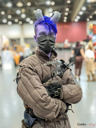 Unknown - Photo by Geeks are Sexy at Quebec City ComicCon 2021