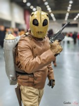 Rocketeer - Photo by Geeks are Sexy at Quebec City ComicCon 2021
