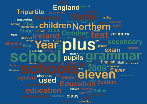 Bexley grammar schools