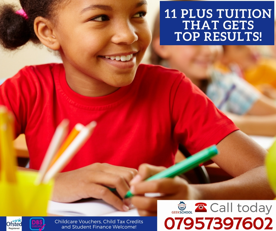 11 plus tutor near catford