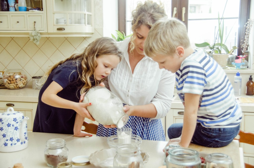 How baking can help your child with maths