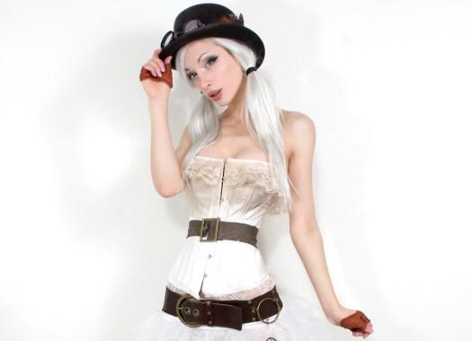 Kato (Kate Lambert) - Steampunk Model