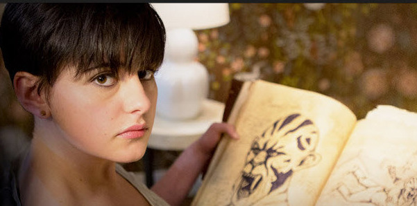 Trubel from NBC's Grimm
