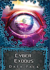Cyber Exodus data pack for Android Netrunner