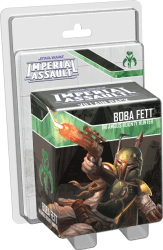 Boba Fett Villain Pack for Star Wars Imperial Assault Board Game