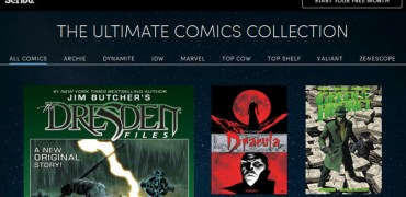 Book Subscription Site Scribd Adds Giant Comics Collection