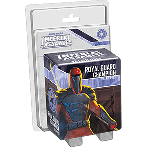 Royal Guard Champion Villain Pack for Star Wars Imperial Assault