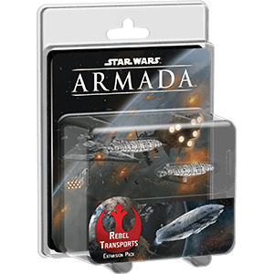 Star Wars Armada Wave 3 Rebel Transports Expansion Pack