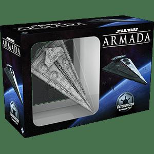 Star Wars Armada Wave 4 - Interdictor Expansion Pack