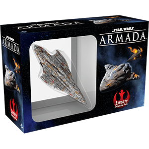 Star Wars Armada Wave 4 - Liberty Expansion Pack