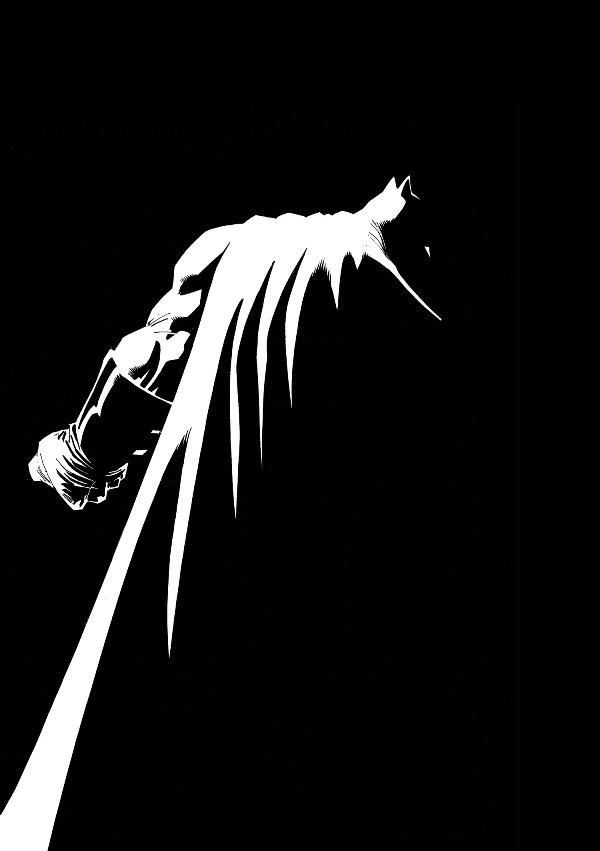 Dark Knight III Master Race by Frank Miller