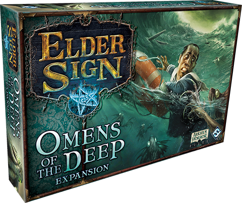 Elder Sign Omens of the Deep Expansion
