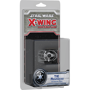 swx05 X-Wing Miniatures TIE Advanced Expansion Pack
