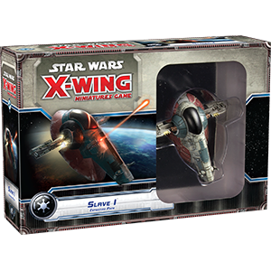 swx07 X-Wing Miniatues Slave I Expansion Pack