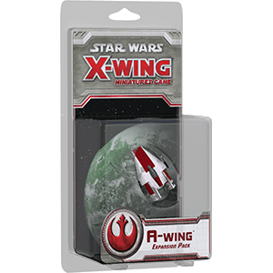 swx08 X-Wing Miniatures A-Wing Expansion Pack