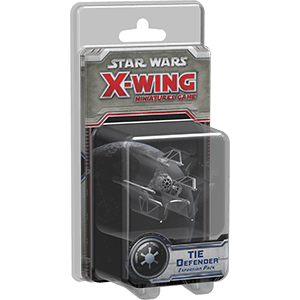 swx17 X-Wing Miniatures TIE Defender Expansion Pack
