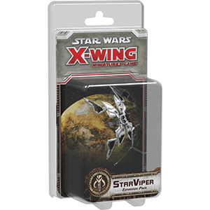 swx25 X-Wing Miniatures StarViper Expansion Pack