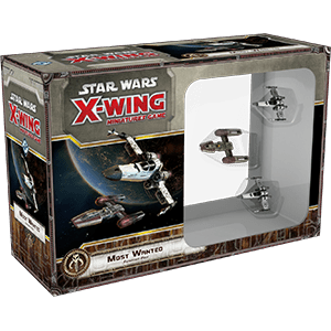 swx28 X-Wing Miniatures Most Wanted Expansion Pack