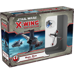 swx29 X-Wing Rebel Aces Expansion Pack