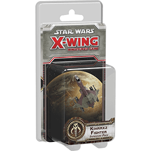 swx32 X-Wing Miniatures Kihraxz Fighter Expansion Pack