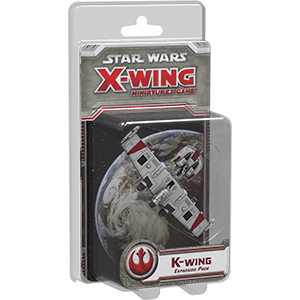 swx33 X-Wing Miniatures K-wing Expansion Pack
