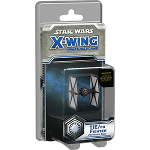 swx38 X-Wing Miniatures TIE-fo Fighter Expansion Pack