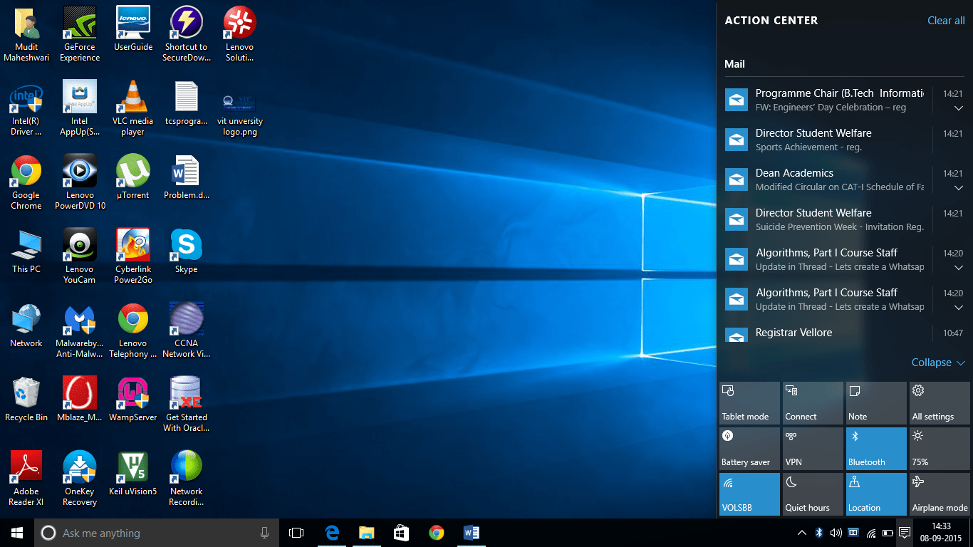 Windows 10 Feel The Difference