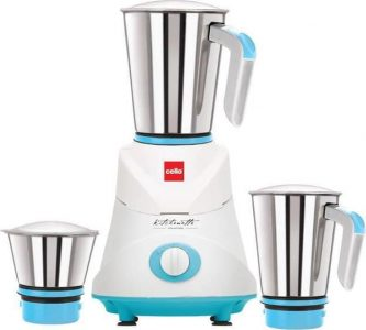 Cello Grind N Mix Ertiga 500-Watt Juicer Mixer Grinder