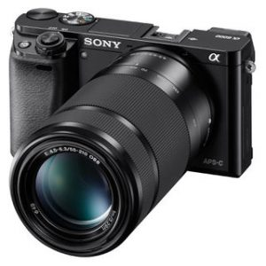 Sony Alpha A6000Y 24.3MP Best DSLR Cameras in india