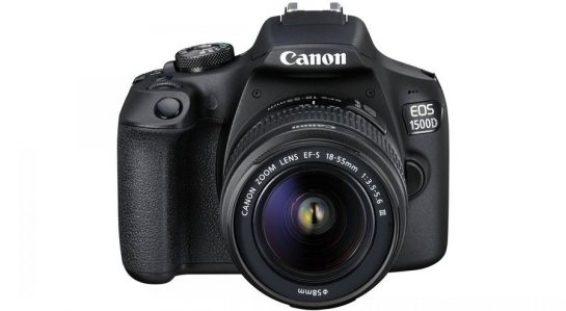 Canon EOS 1500D Digital BEST DSLR Camera UNDER 50000