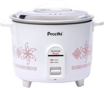 Preethi RC- 319 best electric rice cooker