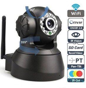 Sricam SP Series SP005 Wireless HD IP Wi-Fi CCTV Indoor Security Camera