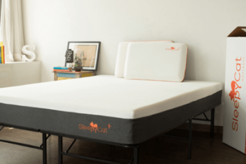 Sleepycat - Orthopedic Gel Memory Foam best Mattresses