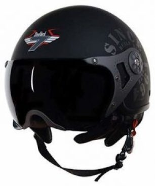 Steelbird SB-27 Open Face Helmet