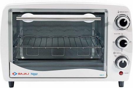 Bajaj Majesty 1603 T OTG oven