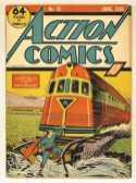 Action Comics 13 - June 1939