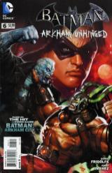Batman: Arkham Unhinged #6