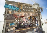 Pappy's bait shop is closed for the day