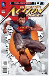 Action Comics #0